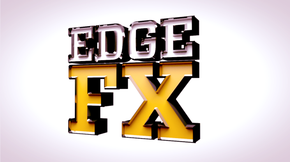 Text Edge Effects